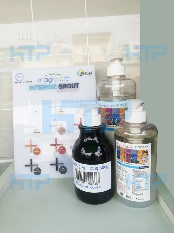 Công ty chúng tôi sở hữu hệ thống phân phối keo ron Magicpro độc quyền trên thị trường keo ron Việt ngày nay.